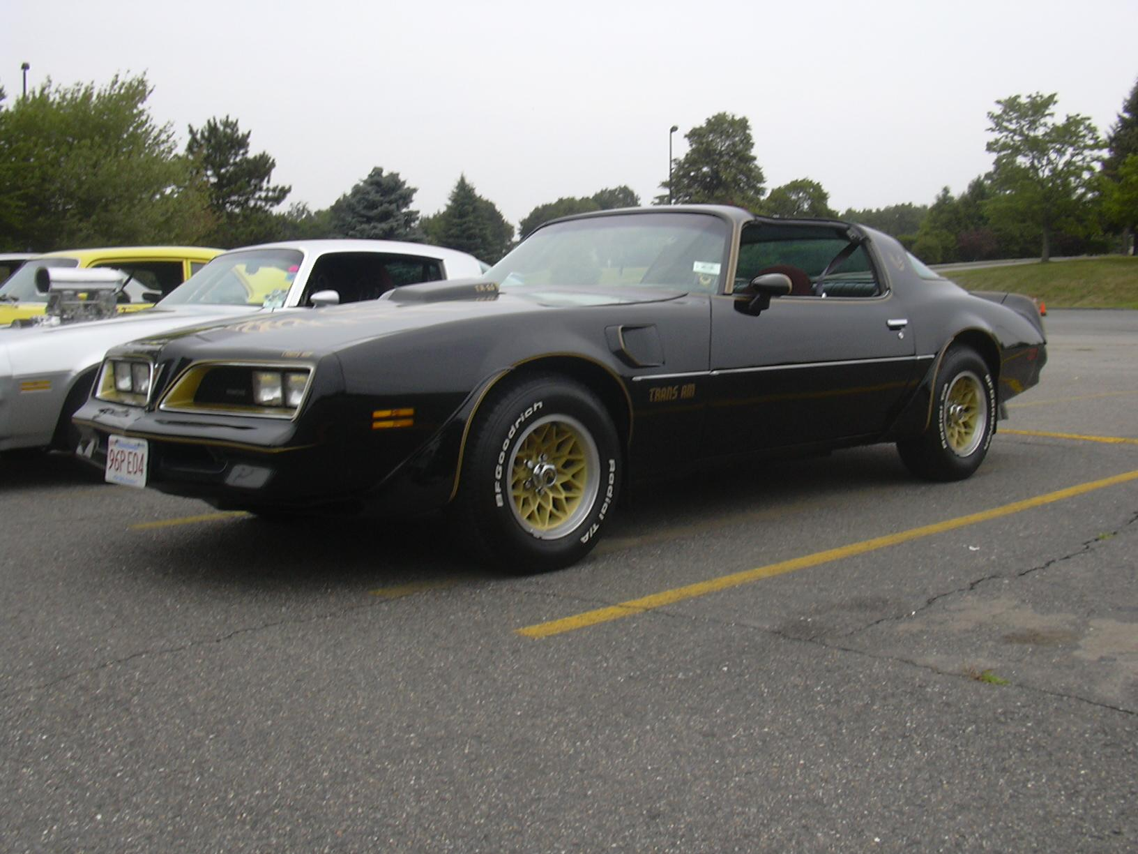 Worcester, MA Car Show July 2004 BanditRich\'s car.