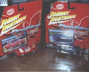 Johnny Lightning 78 Firebirds