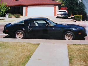 This was my first (and former... sold in 1996) Bandit.  It was a high-mileage 1979 Y84/W72-400/4spd/WS6.  It was more of a beater and I didn't have the time or money at the time to do anything with it.