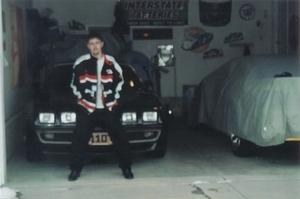 Me and my dale jacket with the new SE license plate