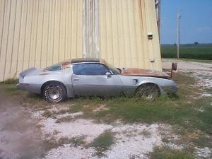 Trans am no. 2. It is for parts.E-mail me if you see something you need. jandcsauer@yahoo.com.