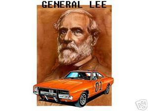 General Lee with General Lee! Only the greatest car chase TV show ever! Why is this in here you ask? Well the Bandit has to have a back up buddy to squeel tires and throw dust in the air with! This is my current side project when I'm not working on Tra...