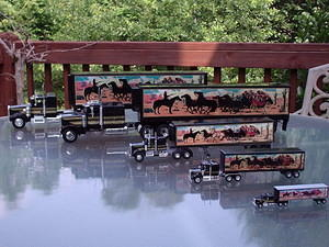 My email: thambrick@numail.org Smokey and the Bandit Models I have built