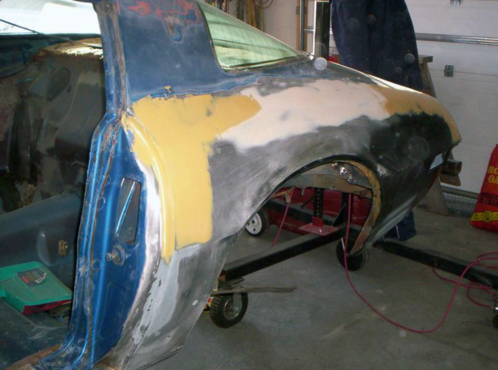 Rust Proofing Your Trans Am